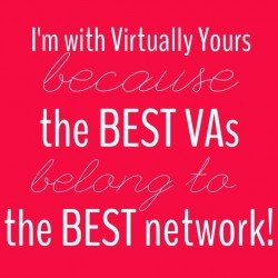Virtually Yours Virtual Assistant