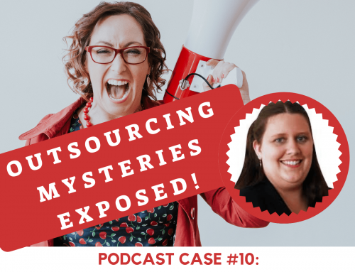 Podcast Episode 10: Hanna Finlay and the case of the answered calls