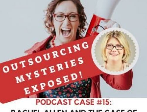 Podcast Episode 15: Rachel Allan and the case of the marketing mindset