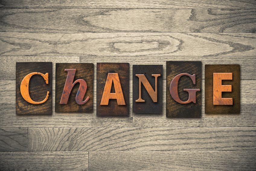 how to change the emehtin word